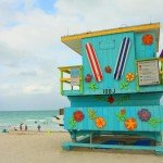 100 Jetty Tower Miami Beach Lifeguard Station