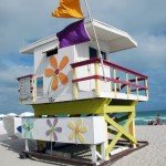 16th Street Miami Beach Lifeguard Station