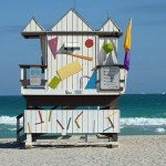 6th St Miami Beach Lifeguard Station