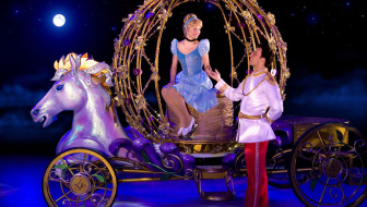 Disney On Ice: Princesses And Heroes Tickets