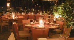 Ago Restaurant Seating