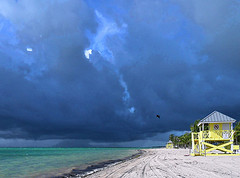 Ahead of the storm front - Key Biscayne-joiseyshowaa489