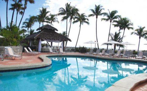 Alexander Hotel Pool