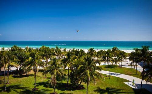 Bentley Hotel Room Beach View
