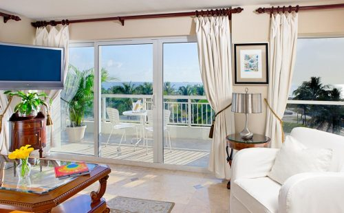 Bentley One Bedroom Ocean View Balcony