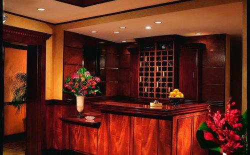 Bentley Hotel Lobby