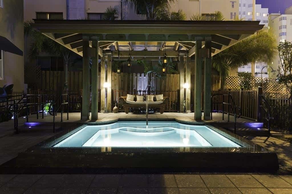 Cadet Hotel Pool