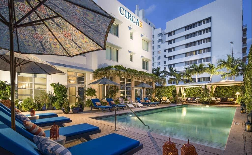Circa 39 Hotel Pool