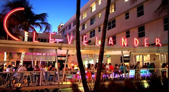 The Clevelander Hotel Review South Beach Miami