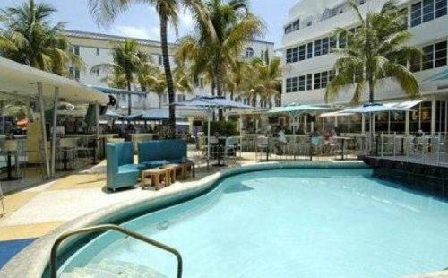 Clevelander Hotel Pool