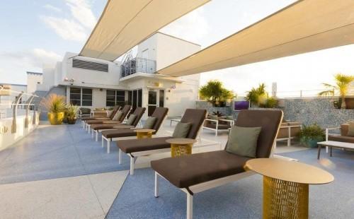 Clevelander Hotel Rooftop Lounge