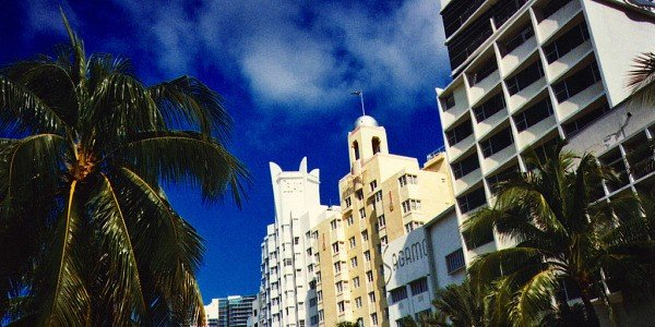 Collins Avenue Shopping