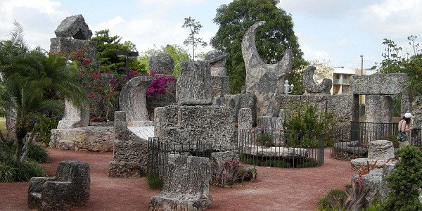 Visiting Coral Castle Museum