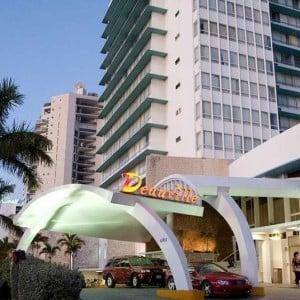 Deauville Hotel Miami Beach