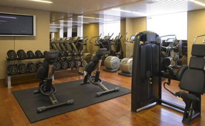 Delano Fitness Center