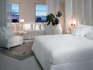 Delano Hotel Room