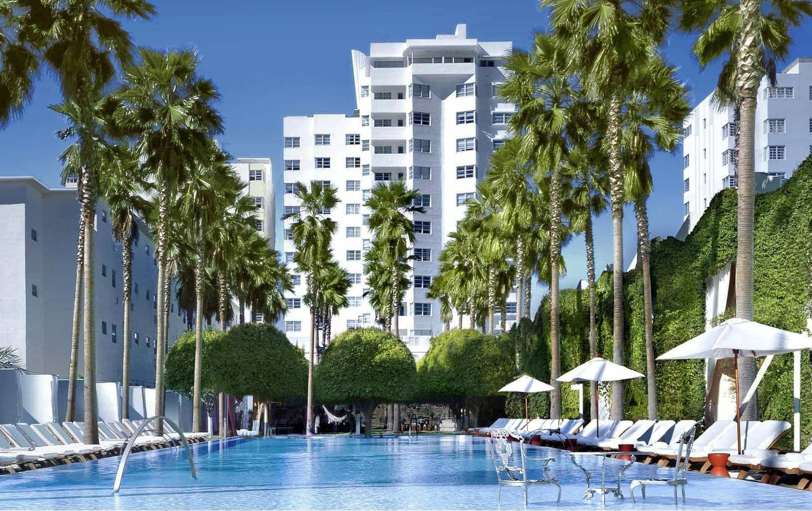 Delano Miami Beach Hotel Reviews 2018