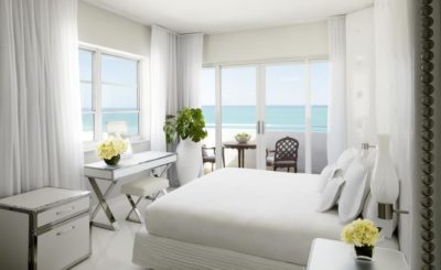 Delano Ocean View Room