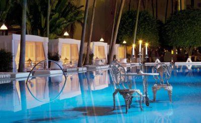 Delano Pool & Cabanas