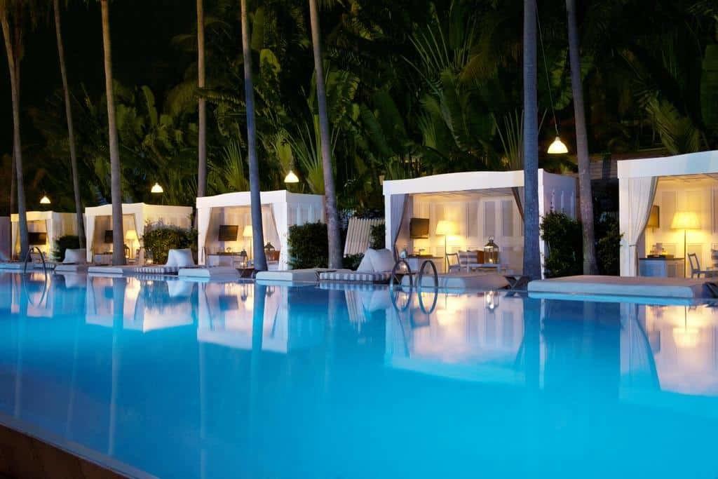 Delano Hotel Miami Beach Restaurant