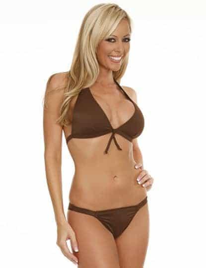 Suggest you French cut bikini
