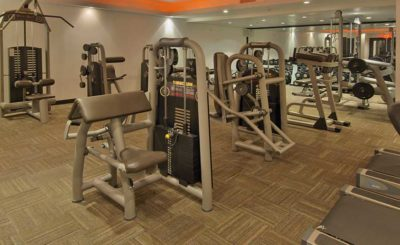 Hotel Victor Fitness Center