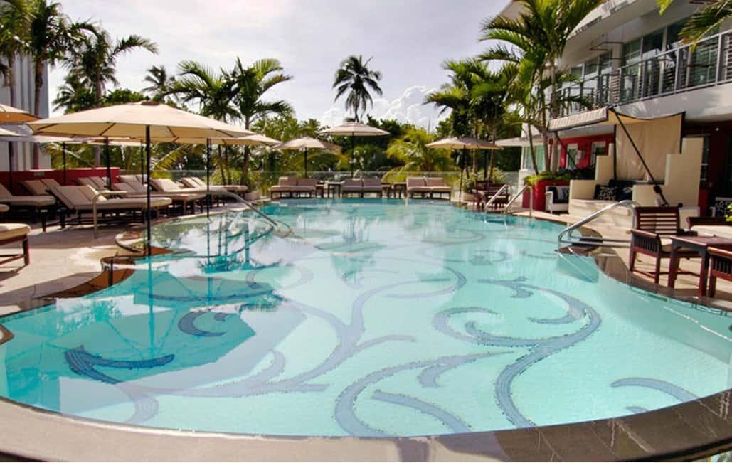 Hotel Victor Pool