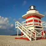 Jetty Tower Miami Beach Lifeguard Station