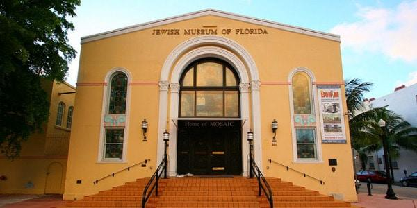 Visiting the Jewish Museum of Florida