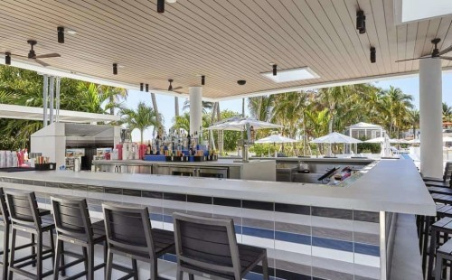 Loews Pool Bar