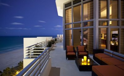 Loews Hotel Presidential Suite Oceanview