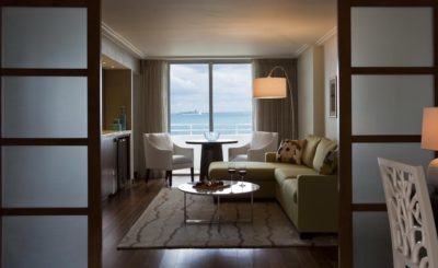 Loews Vice President Suite Oceanview