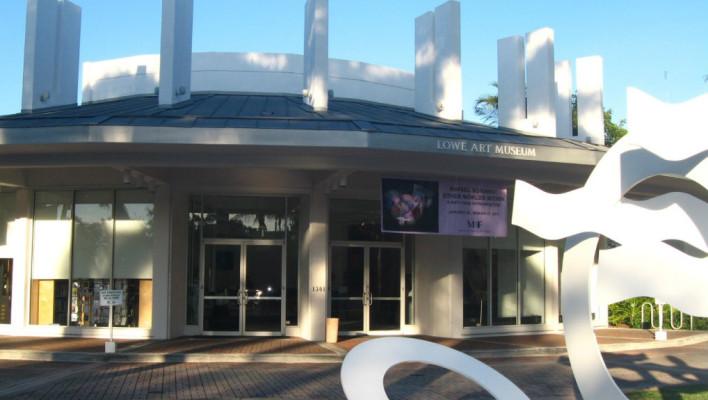 Visiting Lowe Art Museum