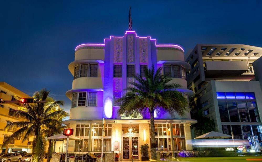 Marlin South Beach Hotel Review