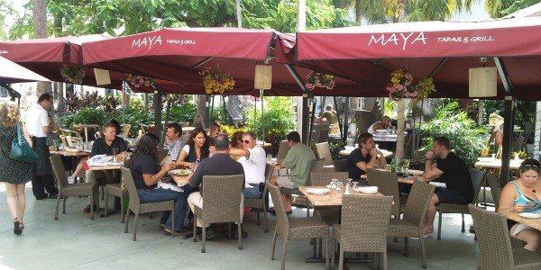 MAYA Tapas & Grill Reviews