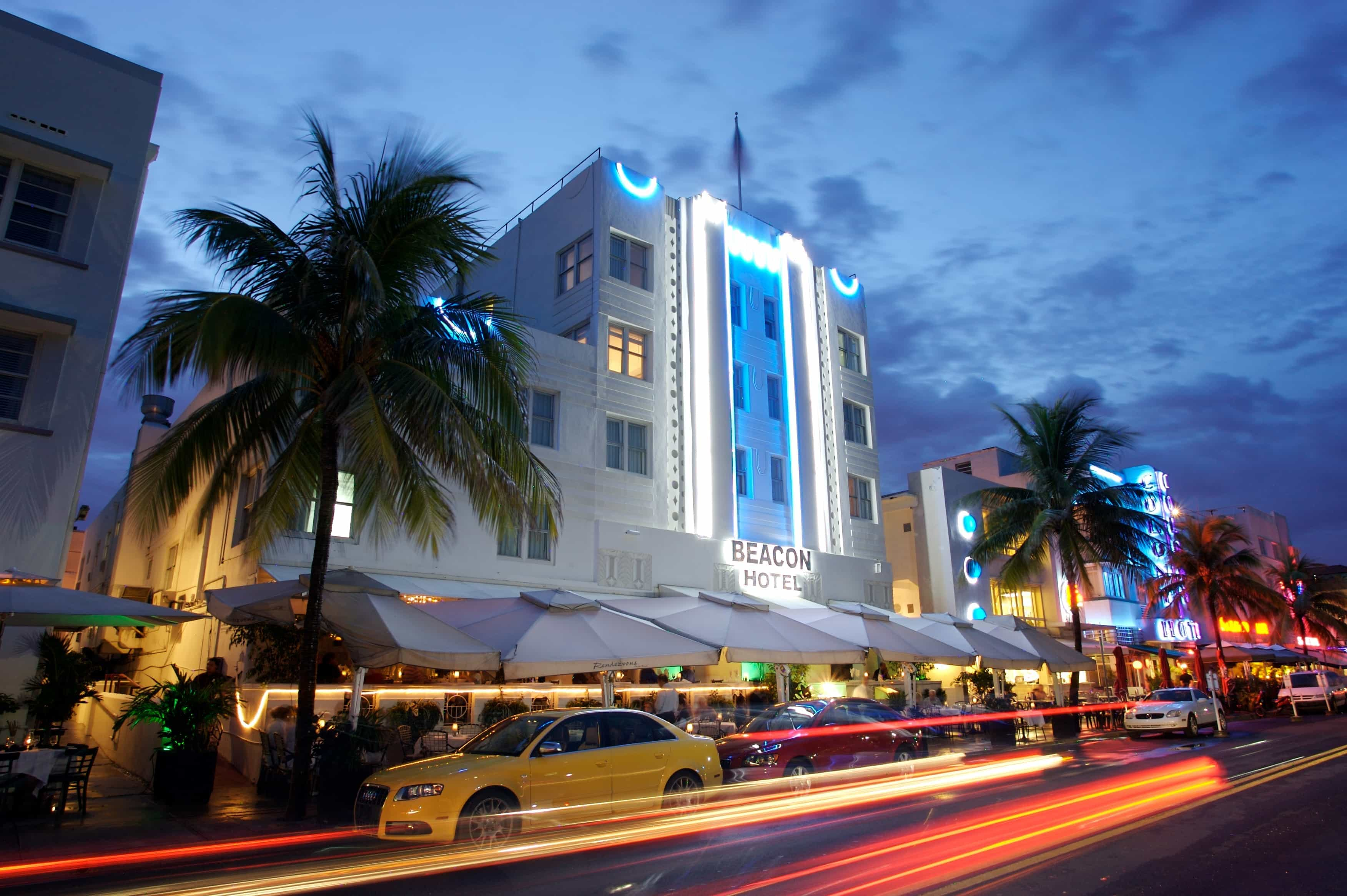 Miami Beach Hotel Reviews