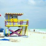 Miami Beach Lifeguard Station