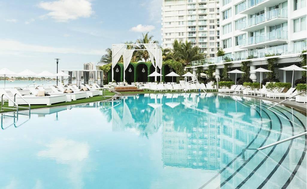 Mondrian Hotel Pool