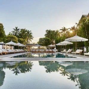 Nautilus Hotel Pool