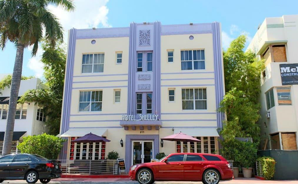 Shelley Hotel Miami Beach