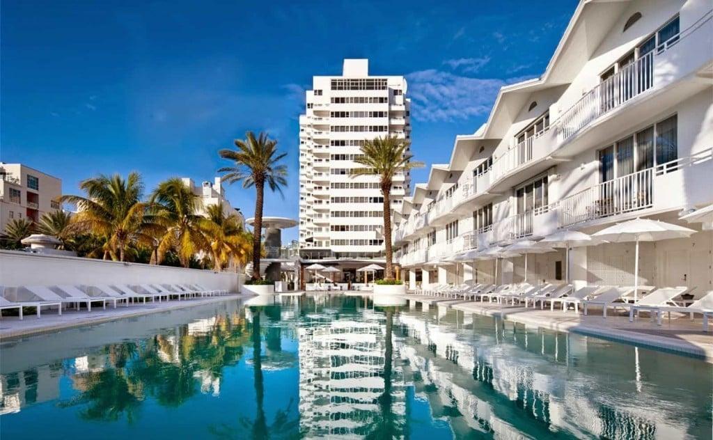 Shore Club South Beach Hotel Review
