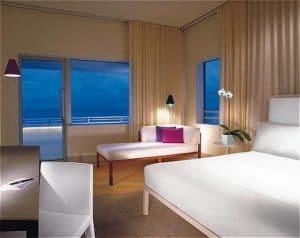 Shore Club Hotel Room