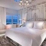 SLS Hotel Room