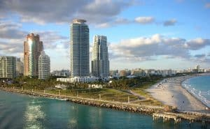 South Beach Beachfront Hotels
