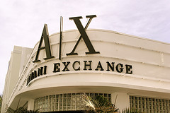 The Armani Exchange on Ocean Drive-ayanaballaxo964