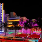 Breakwater Hotel Night