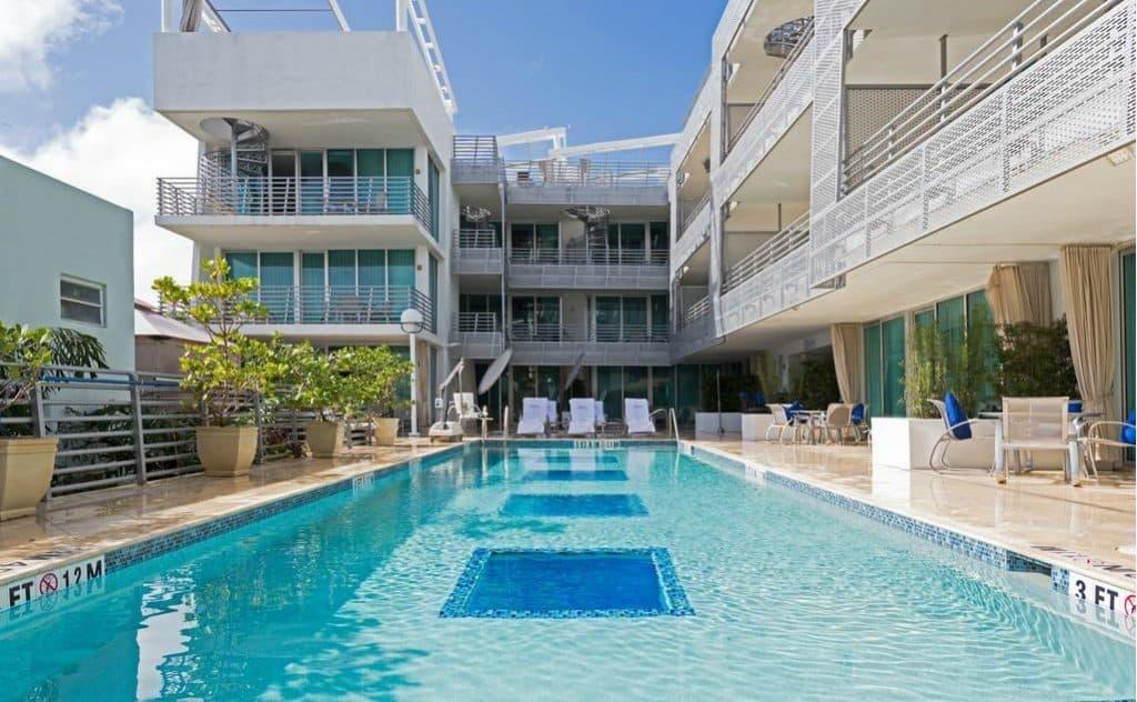 Z Ocean Hotel Pool